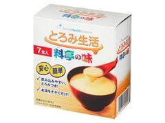 マルコメ とろみ生活 料亭の味 箱7.5g×7
