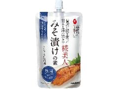 マルコメ プラス糀 糀美人 魚用みそ漬けの素 袋200g