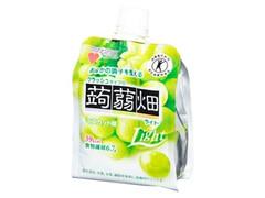 マンナンライフ クラッシュ蒟蒻畑 ライト マスカット味 袋150g