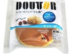 モンテール 小さな洋菓子店 ドトール・コーヒー&バニラどら焼 袋1個