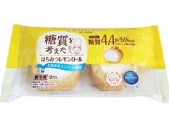 モンテール 小さな洋菓子店 スイーツプラン 糖質を考えたはちみつレモンロール 袋2個