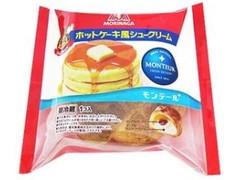 モンテール 小さな洋菓子店 森永・ホットケーキ風シュークリーム 袋1個