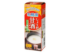 名糖産業 乳酸菌しょうが甘酒 箱4.5g×5