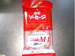 丸善(東京) ホモソーセージ カルシウム強化 袋160g(4本入)