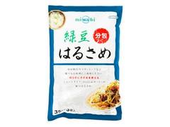 丸成商事 miwabi 緑豆はるさめ 分包 ショートタイプ 袋105g