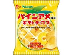 山芳 パインアメ味のポテトチップス 袋48g