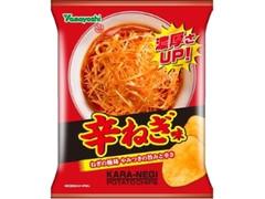 山芳製菓 ポテトチップス 辛ねぎ味 袋62g