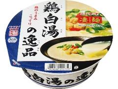 ニュータッチ 凄麺 鶏白湯の逸品 カップ114g