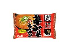 安田製麺 味の熊 辛みそ生ラーメン 袋326g