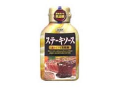 日本食研 ステーキソース 黒胡椒 ペット210g