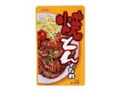 日本食研 焼とんのたれ 袋80g