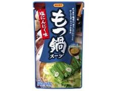 日本食研 もつ鍋スープ 塩にんにく味 袋720g