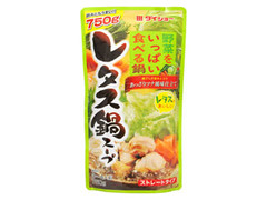 ダイショー 野菜をいっぱい食べる鍋 レタス鍋スープ 袋750g
