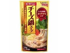 ダイショー チーズ鍋スープ 袋750g