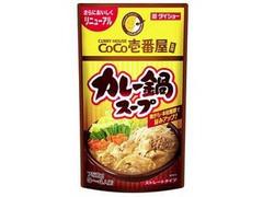 ダイショー CoCo壱番屋監修 カレー鍋スープ 袋750g