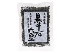 虎産 黒千石大豆 袋150g