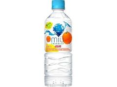 DyDo miu レモン&オレンジ ペット550ml