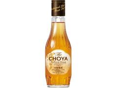 チョーヤ 本格梅酒 The CHOYA SINGLE YEAR 瓶200ml