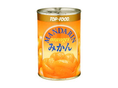 東食 トップフード みかん 缶425g