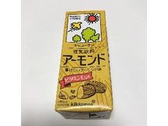 キッコーマンソイフーズ 紀文 豆乳飲料 アーモンド 200ml