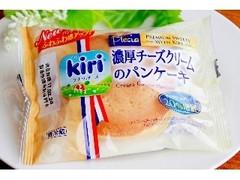 プレシア PREMIUM SWEETS WITH KIRI 濃厚チーズクリームのパンケーキ 袋1個