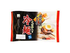 アオキ 焼肉屋さんの そば粉入り冷麺 袋318g
