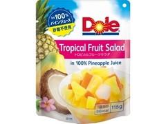 Dole フルーツパウチ トロピカルフルーツサラダ パウチ115g