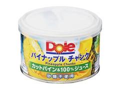 Dole パイナップルチャンク 砂糖不使用 缶227g