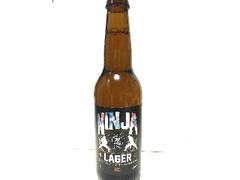 日本ビール 忍者ラガー 瓶330ml