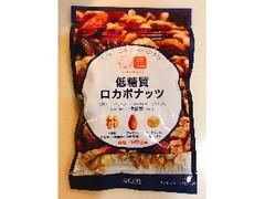 デルタ 低糖質ロカボナッツ 袋85g