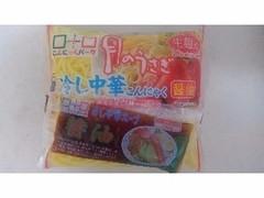 ヨコオ食品工業 月のうさぎ 冷やし中華こんにゃく 醤油 袋170g