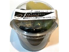 成城石井 黒胡麻のパルフェ栗餡わらび餅と金時芋ようかん入り 1個
