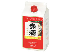 千代の園 肥後特産赤酒 パック900ml