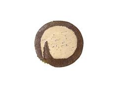 デイリーヤマザキ ベストセレクション チョコロールケーキ ベルギー産チョコ使用