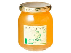 和歌山産業 まるごと山形 ラ・フランスジャム 瓶290g