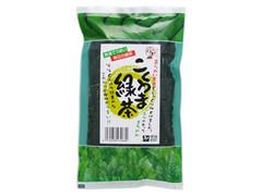 宇治森徳 かおりちゃん こくうま緑茶 熱湯でうまい 毎日の緑茶 袋150g