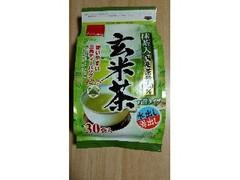 三井食品 玄米茶ティーバッグ 袋3g×30
