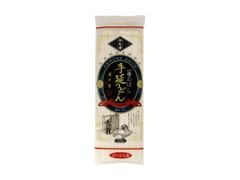 かも川手延素麺 かも手 一番のばし 手延うどん 袋220g