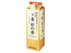 セブンプレミアム 麦 彩の香 25度 パック1800ml