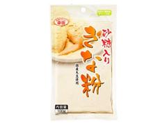 幸田 砂糖入りきな粉 袋100g