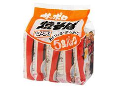 麺のスナオシ サッポロ ソース焼そば 袋82g×5