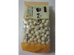 敷島産業 厚釜焼き 白玉ふ 袋40g