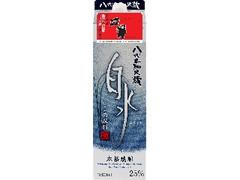 メルシャン 本格焼酎 白水 25度 白水こめ パック1800ml