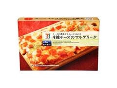 セブンプレミアム 4種チーズのマルゲリータ 箱220g