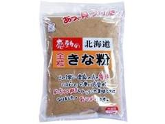 中村食品産業 感動の北海道 全粒きな粉 袋175g