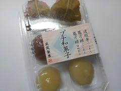 武蔵製菓 プチ和菓子 葛万頭 6個