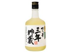 福徳長酒類 博多の華 三年貯蔵 むぎ焼酎 瓶720ml