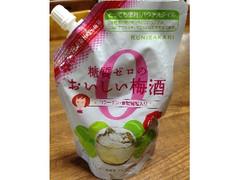 国盛 糖質ゼロのおいしい梅酒 300ml