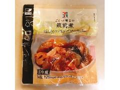ヤマザキ セブンプレミアム ごろっと野菜の筑前煮 袋140g