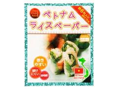 アライド One Dish Asia ベトナムライスペーパー 袋30g